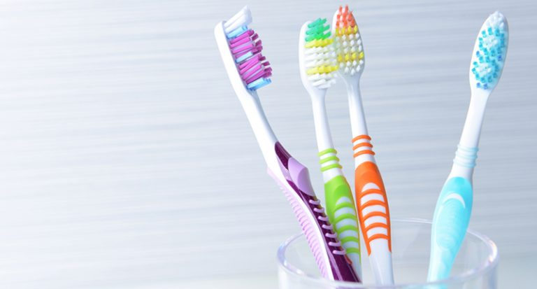 Why it's important to properly store your toothbrush