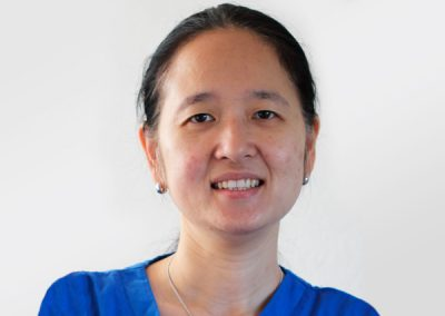Dr Marie Wong